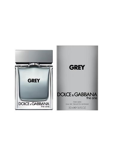 Dolce&Gabbana The One For Men Grey Intense EDT 50 ml Erkek Parfümü Renksiz